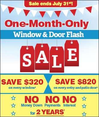 july window replacement sale renewal by andersen